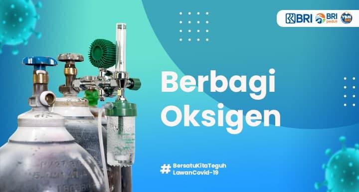 Berbagi Oksigen