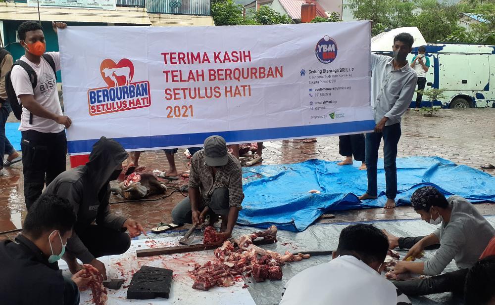 Sembelih Qurban Maluku