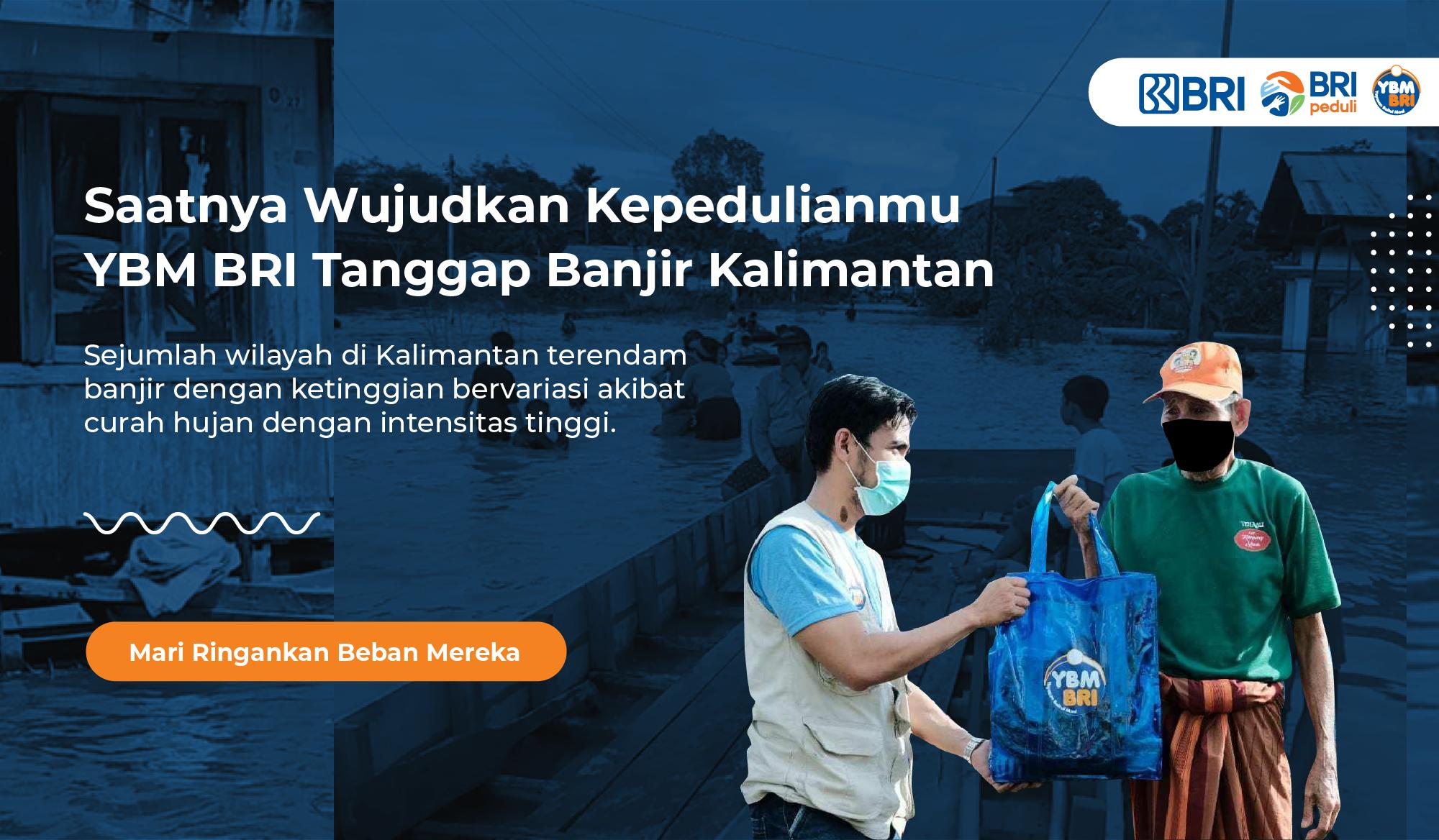 Tanggap Bencana Kalimantan